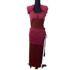 VTG 2000s RARE Jean Paul Gaultier 3-pc Mesh Outfit